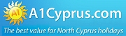 A1 Cyprus is one of the leading travel agents for Northern Cyprus holidays. Whether booking your package holiday or only the hotel to North Cyprus, we guarantee to give you the best rates.