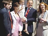 Prime Minister Tony Bair and
