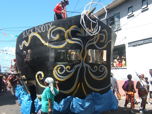 Dominica's pirates in the