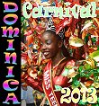 Dominica Carnival - lots of colourful images