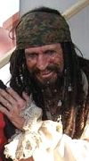 Captain Teague