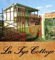 NEW! La Tye Cottage, Woodford Hill, near Calobishie, NE Dominica - from US$70.00 per night