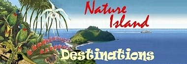 Nature Island Destinations, Commonwealth of Dominica, Windward Islands, Lesser Antilles, East Caribbean