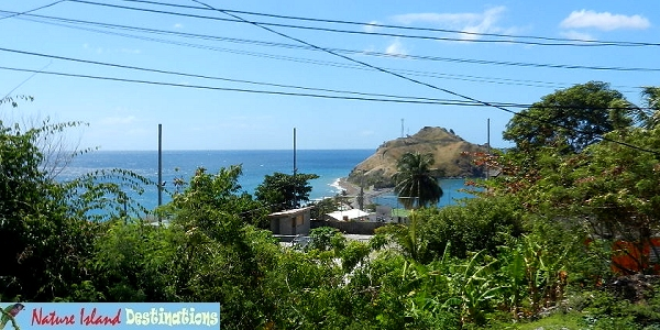 Garvin's Apartment - Sea View + Toe of Dominica