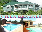 private villas and apartments for holiday rental