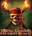 Pirates of the Caribbean 'Dead Man's Chest' -